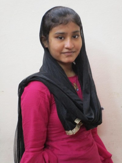 Help Soni by becoming a child sponsor. Sponsoring a child is a rewarding and heartwarming experience.