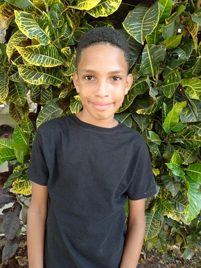 Help Elvin by becoming a child sponsor. Sponsoring a child is a rewarding and heartwarming experience.