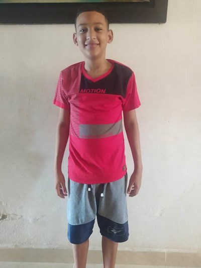 Help Stheylher Shmith by becoming a child sponsor. Sponsoring a child is a rewarding and heartwarming experience.