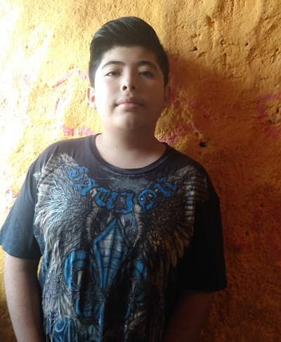 Help Francisco Javier by becoming a child sponsor. Sponsoring a child is a rewarding and heartwarming experience.