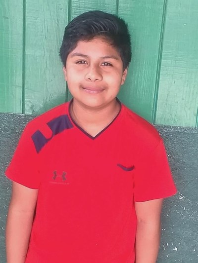 Help Diego Jose by becoming a child sponsor. Sponsoring a child is a rewarding and heartwarming experience.