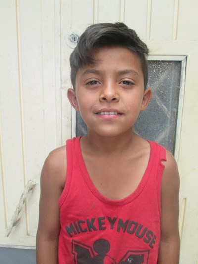 Help Eric Ivan by becoming a child sponsor. Sponsoring a child is a rewarding and heartwarming experience.
