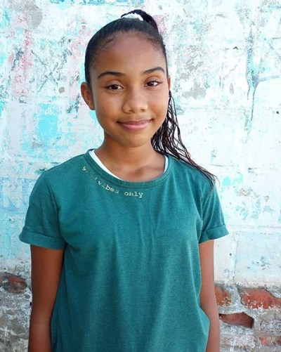Help Genesis Michel by becoming a child sponsor. Sponsoring a child is a rewarding and heartwarming experience.
