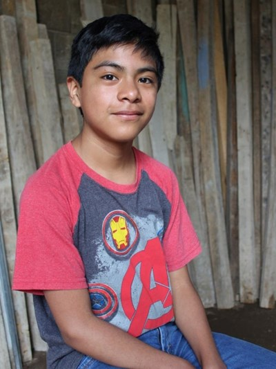 Help Eleazar Emanuel by becoming a child sponsor. Sponsoring a child is a rewarding and heartwarming experience.