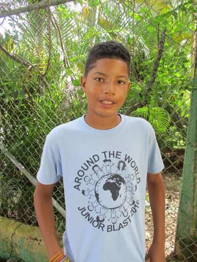 Help Johandri Manuel by becoming a child sponsor. Sponsoring a child is a rewarding and heartwarming experience.