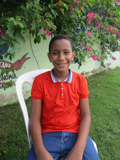 Help Danyelo Manuel by becoming a child sponsor. Sponsoring a child is a rewarding and heartwarming experience.