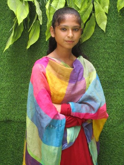 Help Vahida by becoming a child sponsor. Sponsoring a child is a rewarding and heartwarming experience.