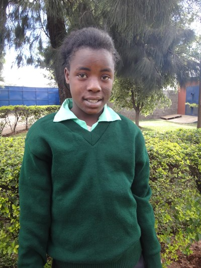 Help Regina by becoming a child sponsor. Sponsoring a child is a rewarding and heartwarming experience.