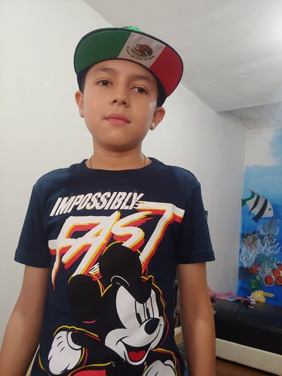 Help Saimon Josué by becoming a child sponsor. Sponsoring a child is a rewarding and heartwarming experience.