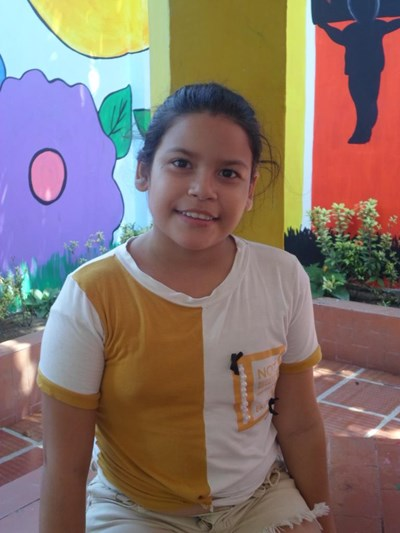 Help Lizzie Daniela by becoming a child sponsor. Sponsoring a child is a rewarding and heartwarming experience.