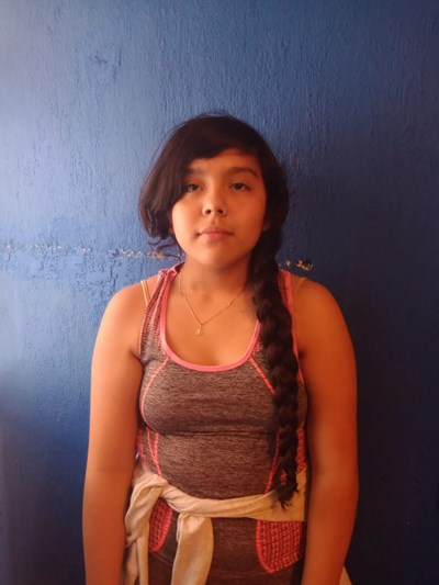 Help Dulce María Guadalupe by becoming a child sponsor. Sponsoring a child is a rewarding and heartwarming experience.