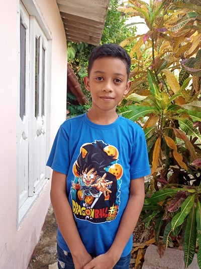 Help Jose Alfredo by becoming a child sponsor. Sponsoring a child is a rewarding and heartwarming experience.