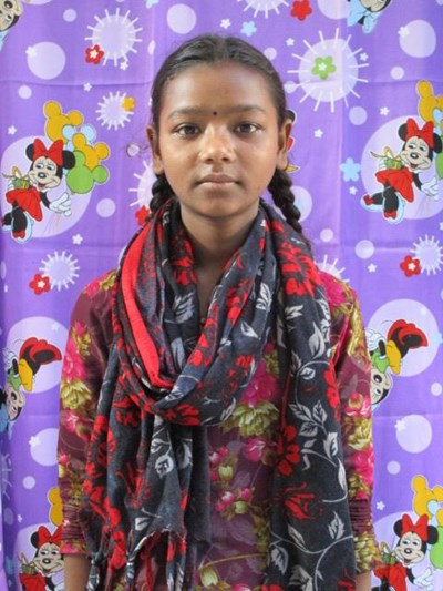 Help Hasina by becoming a child sponsor. Sponsoring a child is a rewarding and heartwarming experience.