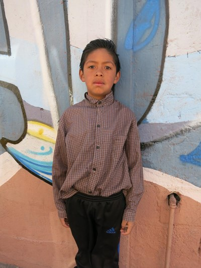 Help Gabriel Alejandro by becoming a child sponsor. Sponsoring a child is a rewarding and heartwarming experience.