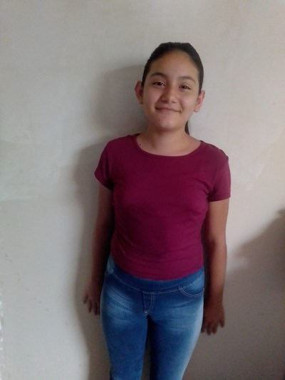 Help Claudia Quetzally by becoming a child sponsor. Sponsoring a child is a rewarding and heartwarming experience.