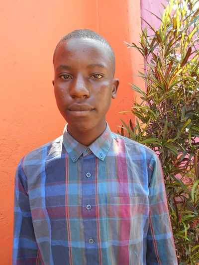 Help Benard by becoming a child sponsor. Sponsoring a child is a rewarding and heartwarming experience.