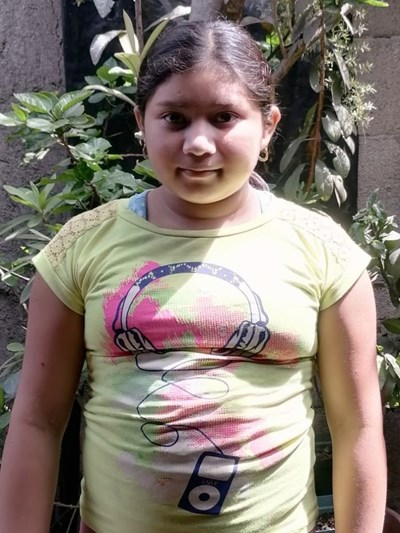 Help Ana Giscelle by becoming a child sponsor. Sponsoring a child is a rewarding and heartwarming experience.