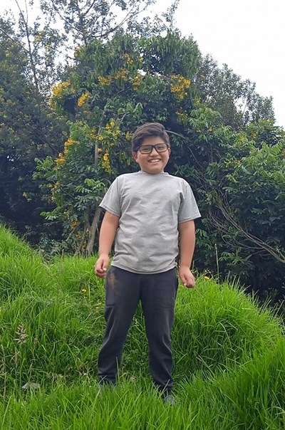 Help Jeremy Ismael by becoming a child sponsor. Sponsoring a child is a rewarding and heartwarming experience.
