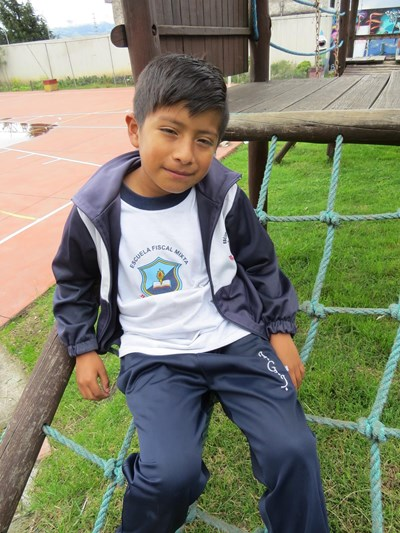 Help Jeremy Pablo by becoming a child sponsor. Sponsoring a child is a rewarding and heartwarming experience.