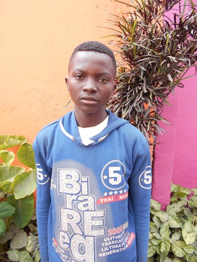 Help Titus by becoming a child sponsor. Sponsoring a child is a rewarding and heartwarming experience.