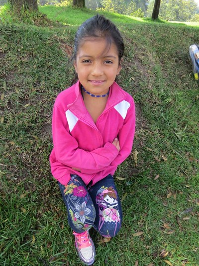 Help Jennifer Maoly by becoming a child sponsor. Sponsoring a child is a rewarding and heartwarming experience.
