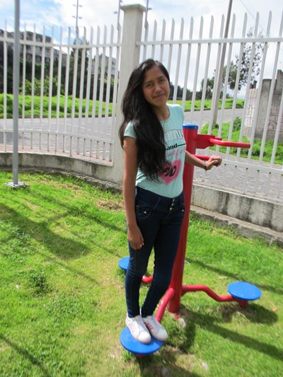 Help Delia Estefania by becoming a child sponsor. Sponsoring a child is a rewarding and heartwarming experience.
