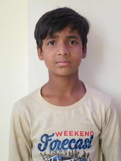 Help Sameer by becoming a child sponsor. Sponsoring a child is a rewarding and heartwarming experience.