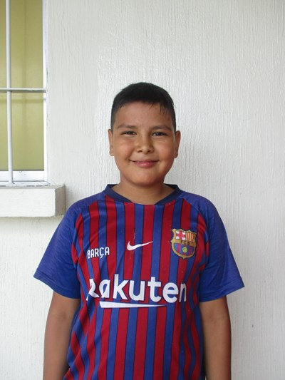 Help Diego Yahel by becoming a child sponsor. Sponsoring a child is a rewarding and heartwarming experience.