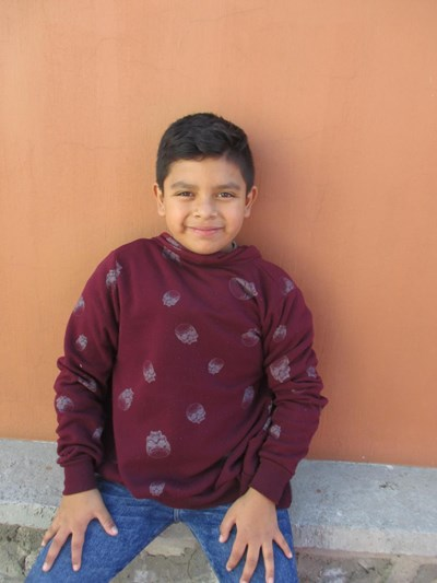 Help José Matías by becoming a child sponsor. Sponsoring a child is a rewarding and heartwarming experience.