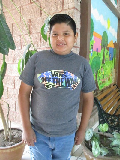 Help Axel Alberto by becoming a child sponsor. Sponsoring a child is a rewarding and heartwarming experience.