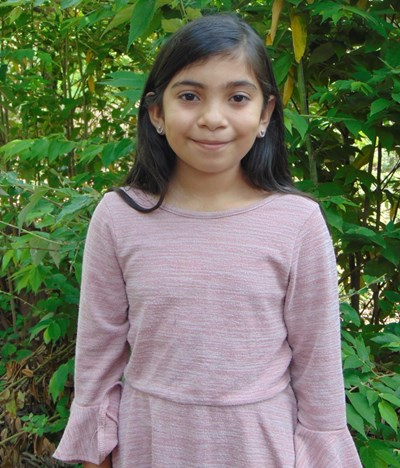 Help Alejandra Yasmin by becoming a child sponsor. Sponsoring a child is a rewarding and heartwarming experience.