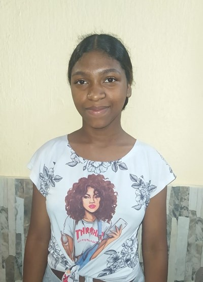 Help Estefani by becoming a child sponsor. Sponsoring a child is a rewarding and heartwarming experience.