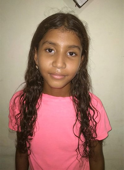 Help Alis Camila by becoming a child sponsor. Sponsoring a child is a rewarding and heartwarming experience.