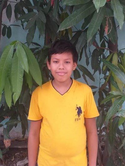 Help Aaron Ezequiel by becoming a child sponsor. Sponsoring a child is a rewarding and heartwarming experience.