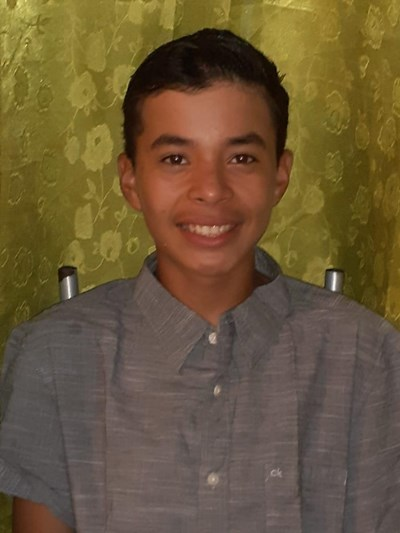 Help Adalberto Boanerge by becoming a child sponsor. Sponsoring a child is a rewarding and heartwarming experience.