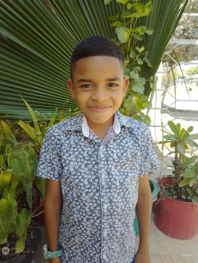 Help Juan Camilo by becoming a child sponsor. Sponsoring a child is a rewarding and heartwarming experience.