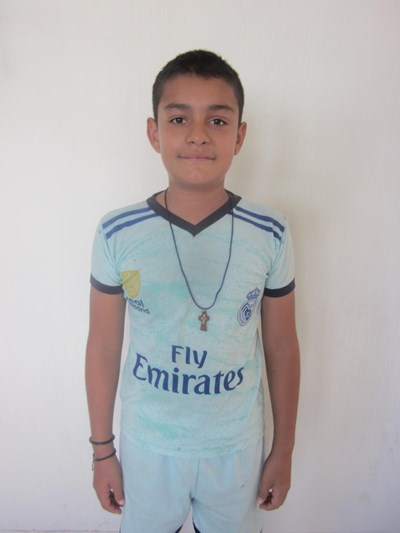 Help Alam Miguel by becoming a child sponsor. Sponsoring a child is a rewarding and heartwarming experience.