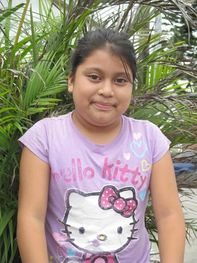 Help Kathi Anneli by becoming a child sponsor. Sponsoring a child is a rewarding and heartwarming experience.