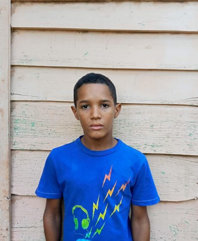 Help José Alexander by becoming a child sponsor. Sponsoring a child is a rewarding and heartwarming experience.