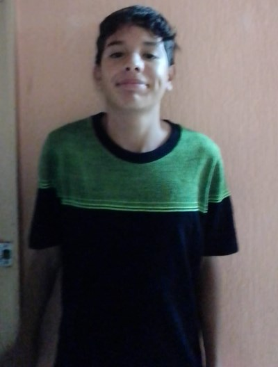 Help José Mario by becoming a child sponsor. Sponsoring a child is a rewarding and heartwarming experience.