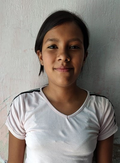 Help Yemina Guadalupe by becoming a child sponsor. Sponsoring a child is a rewarding and heartwarming experience.