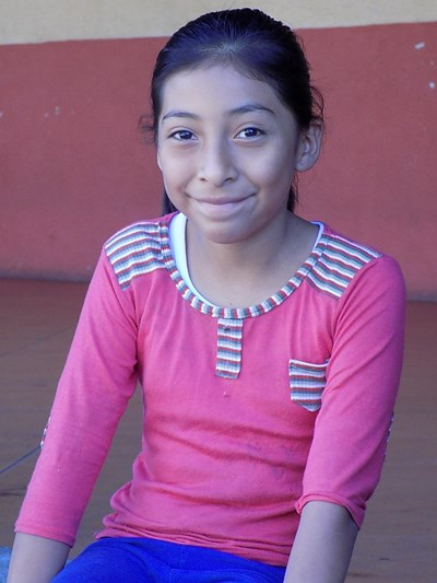 Help Maria Fernanda by becoming a child sponsor. Sponsoring a child is a rewarding and heartwarming experience.