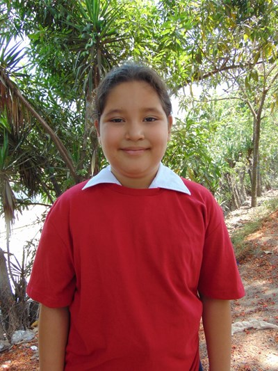 Help Ashly Dinora by becoming a child sponsor. Sponsoring a child is a rewarding and heartwarming experience.