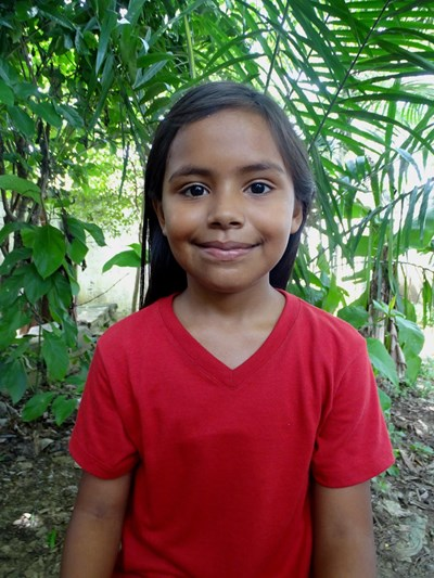 Help Ada Julissa by becoming a child sponsor. Sponsoring a child is a rewarding and heartwarming experience.