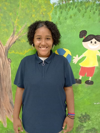 Help Lizmairi Alexandra by becoming a child sponsor. Sponsoring a child is a rewarding and heartwarming experience.