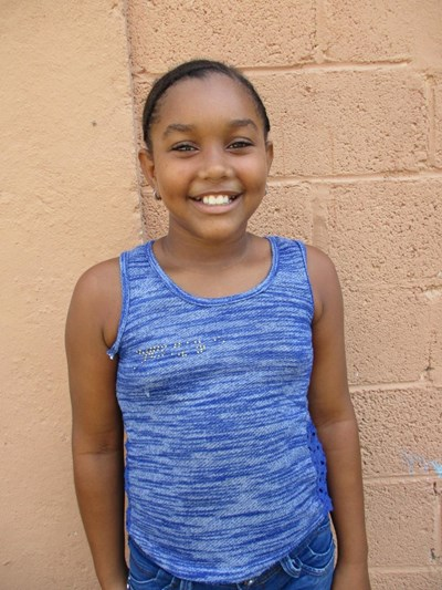 Help Ashanty by becoming a child sponsor. Sponsoring a child is a rewarding and heartwarming experience.