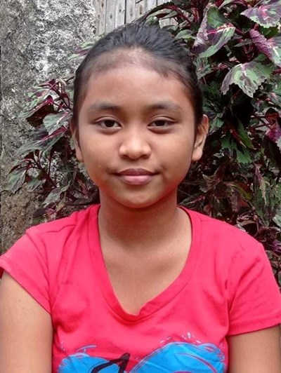 Help Erica Bordeos by becoming a child sponsor. Sponsoring a child is a rewarding and heartwarming experience.