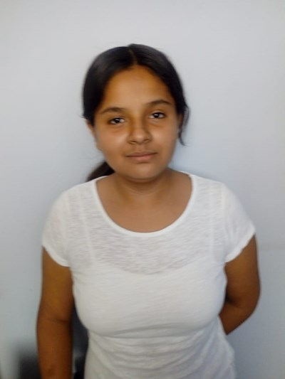 Help Angélica by becoming a child sponsor. Sponsoring a child is a rewarding and heartwarming experience.