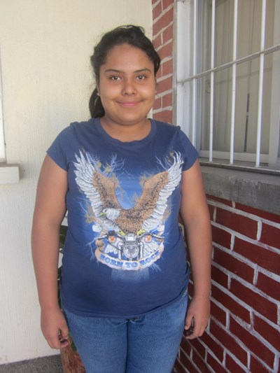Help María Fernanda by becoming a child sponsor. Sponsoring a child is a rewarding and heartwarming experience.