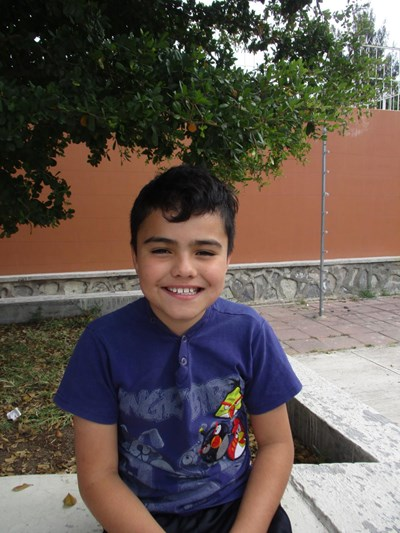 Help Oscar Gael by becoming a child sponsor. Sponsoring a child is a rewarding and heartwarming experience.